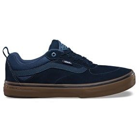 Vans Kyle Walker Pro Skate Shoes - Dress Blues/Gum