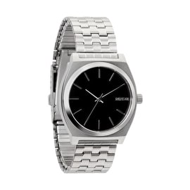 Nixon Time Teller Watch - Black