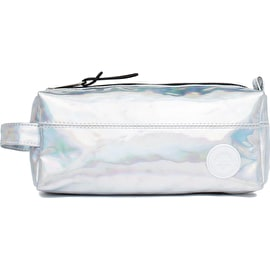 Hype Holographic Pencil Case - Silver