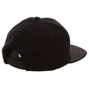 New Era NY Melton Snapback Cap