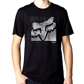 Fox Reliever T-Shirt - Black
