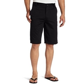 Fox Essex Walk Shorts Black