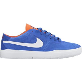 Nike SB Bruin Hyperfeel Shoes - Racer Blue/White