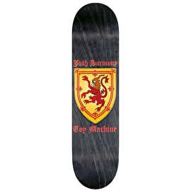 Toy Machine Harmony Shield Skateboard Deck - 8.375