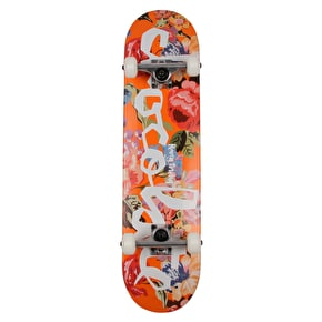 Chocolate Floral Complete Skateboard - Tershy 7.75