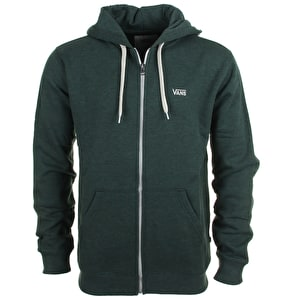 Vans Core Basics Zip Hoodie - Sycamore Heather
