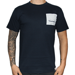 Diamond OG Sign T-Shirt - Navy
