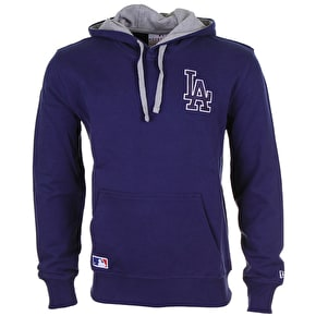 New Era MLB  LA Dodgers Team Hoodie - Blue