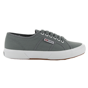 Superga 2750 Junior Cotu Classic Shoes - Grey Sage