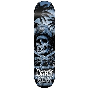 Darkstar Helm Skateboard Deck - Blue 8.25''