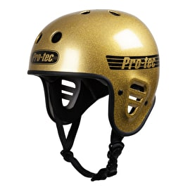 Pro-Tec Full Cut Certified Helmet - Gold Flake