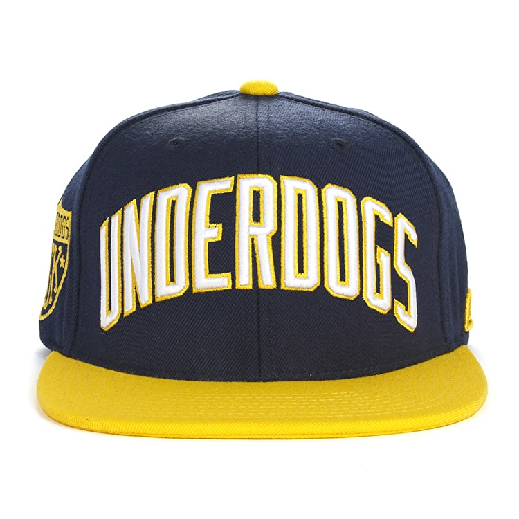 DGK Underdogs Cap - Navy/Yellow