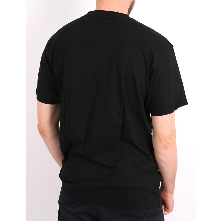 Santa Cruz Classic Dot T Shirt - Black