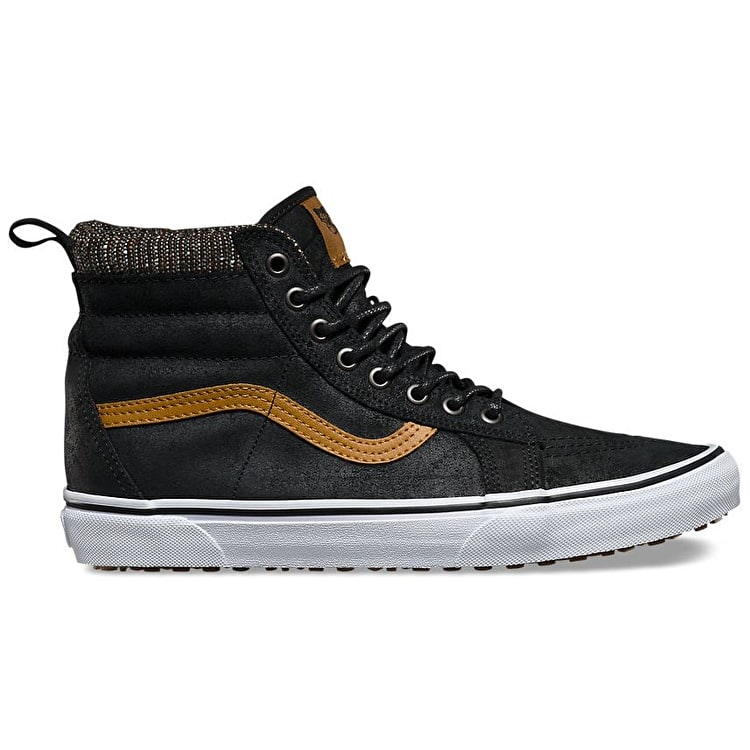 Vans Sk8-Hi MTE Shoes - Black/Tweed
