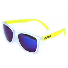 Happy Hour Team Sunglasses - Electric Bananas
