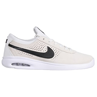 Nike SB Air Max Bruin Vapor Skate Shoes - Summit White/Black