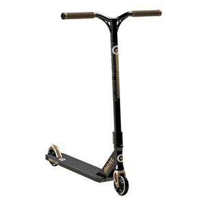 B-Stock District C-Series C052 Complete Scooter - Black/Gold (Box Damage)