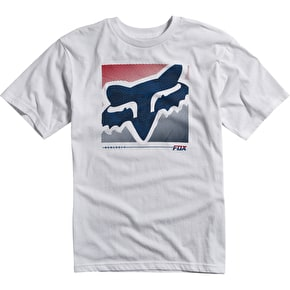 Fox Reliever Kids T-Shirt - White