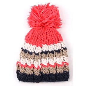 Barts Feather Beanie - Navy