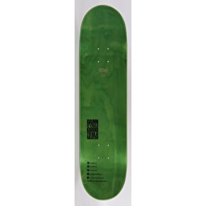 Blind Grail Quest HYB Skateboard Deck - Red/Blue 8