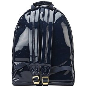 Mi-Pac Mini Patent Backpack - Navy
