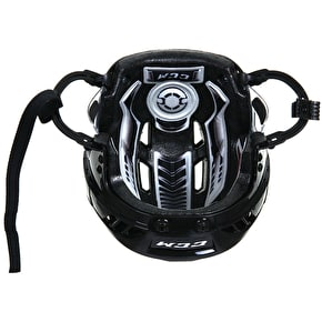 CCM FitLite FL60 Ice Hockey Helmet - Black
