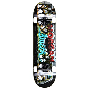 Blind Train Tag R7 Morgan Custom Skateboard 8.25