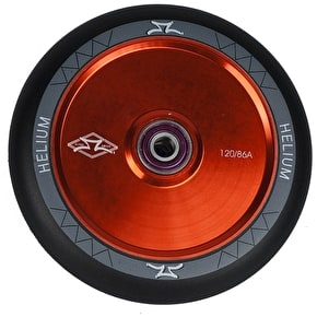AO Helium 120mm Scooter Wheel - Red