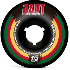 Jart Skateboard Wheels - Kingston 51mm (Pack of 4)