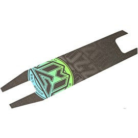 MGP VX6 Pro Scooter Grip Tape - Lime/Blue