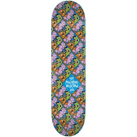 Toy Machine Squared Skateboard Deck