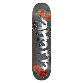 Cliche Skateboard Deck - Handwritten Tattoo Multi 8.375