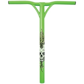MGP Headache Y Scooter Handle Bars - Green
