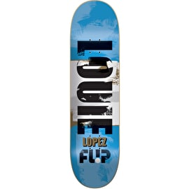 Flip International Skateboard Deck - Lopez 8.25