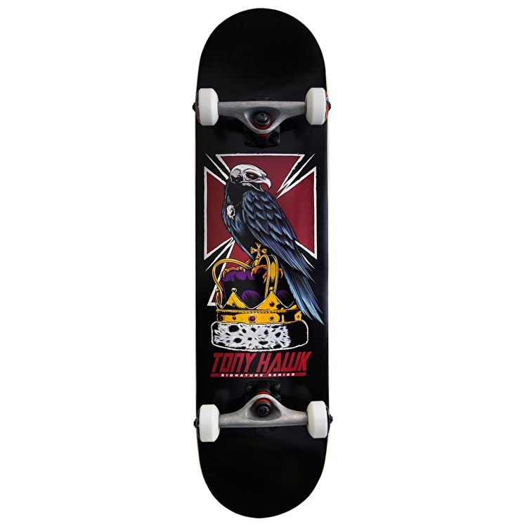 Tony Hawk 900 Series Complete Skateboard - Crown Hawk 7.875""