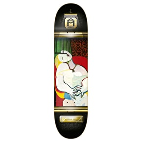 SK8 Mafia Skateboard Deck - Exhibit Gray 8.25