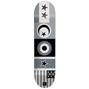 Chocolate Skateboard Deck - Flags Alvarez 8