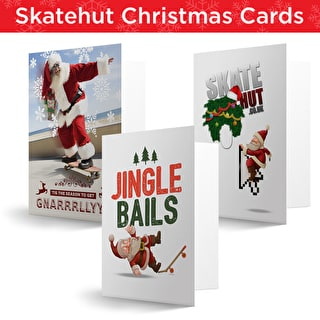 SkateHut Christmas Cards