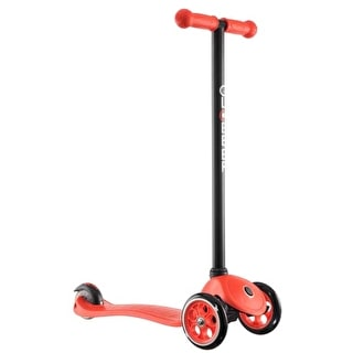 Globber Fix Junior Scooter - Red/Black