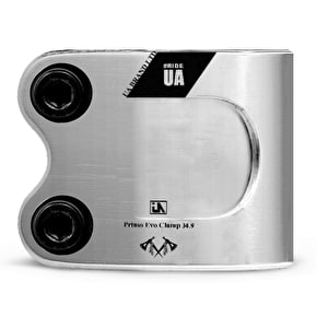 UrbanArtt Evo Double Collar Clamp - Chrome