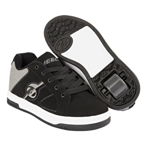 B-Stock Heelys Split - Black/Grey - Junior UK 12 (Used)