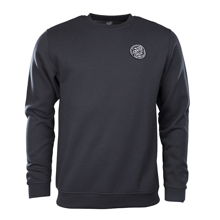 Santa Cruz Bolt Dot Crewneck - Shadow