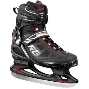 Rollerblade Spark XT Ice Skates - Black/Red