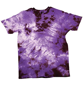 Fallen Gerlach T-Shirt - Black Plum/Grape Purple