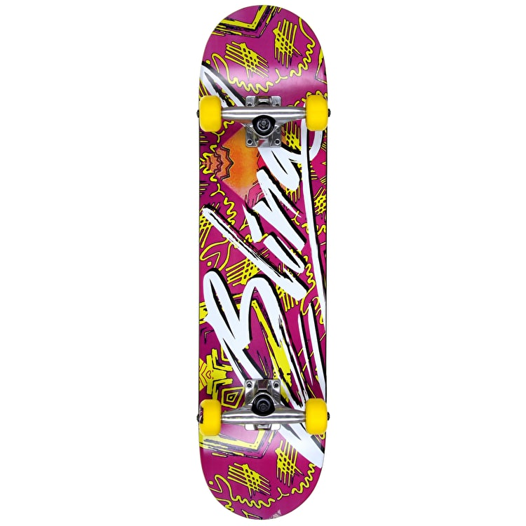 Blind Complete Skateboard - Flight Tribe Mauve 7.625""