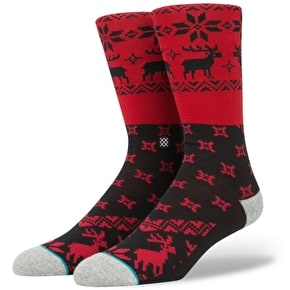 Stance Blitzin' Socks - Red