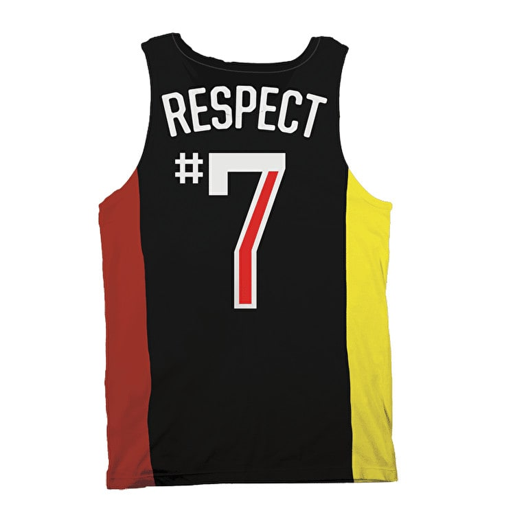Neff Damian Respect Tank Top - Black