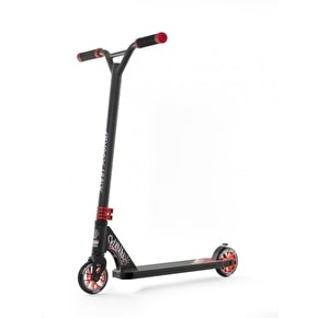 Slamm Rebel III Complete Scooter - Black/Red