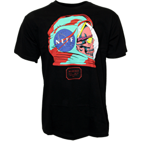 Neff Far Far Out T-Shirt - Black