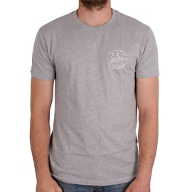 Poler Enlightenment T shirt - Grey Heather